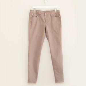 LOFT Modern Skinny Jeans 8